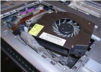 Naprawa laptopów, wymiana chłodzenia, wentylatora