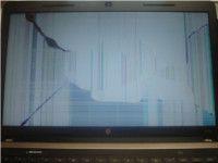 Serwis laptopów, wymiana uszkodzonych matryc